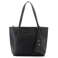 Handbag, Purse, Totes, Shoulder Bag, Bag - Robert Matthew Jordan Tote - Black