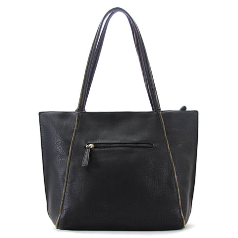 Robert Matthew Jordan Tote - Black