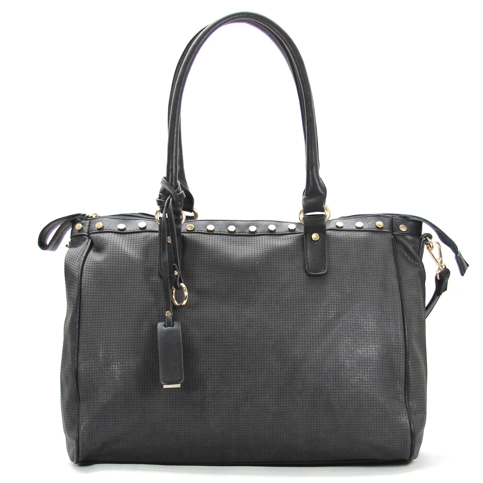 Robert Matthew Giana Tote   Black