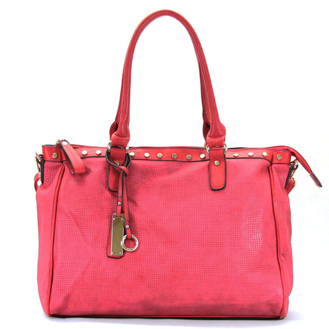 Robert Matthew Giana Tote - Strawberry