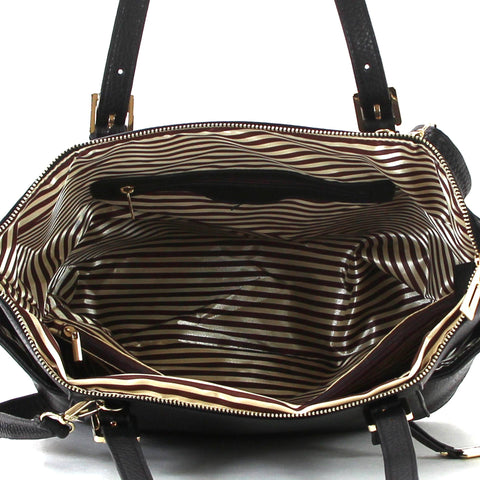 Robert Matthew Khloe Tote - Black