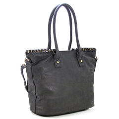 Handbag, Tote, Shoulder Bag - Robert Matthew Penelope Tote - Black