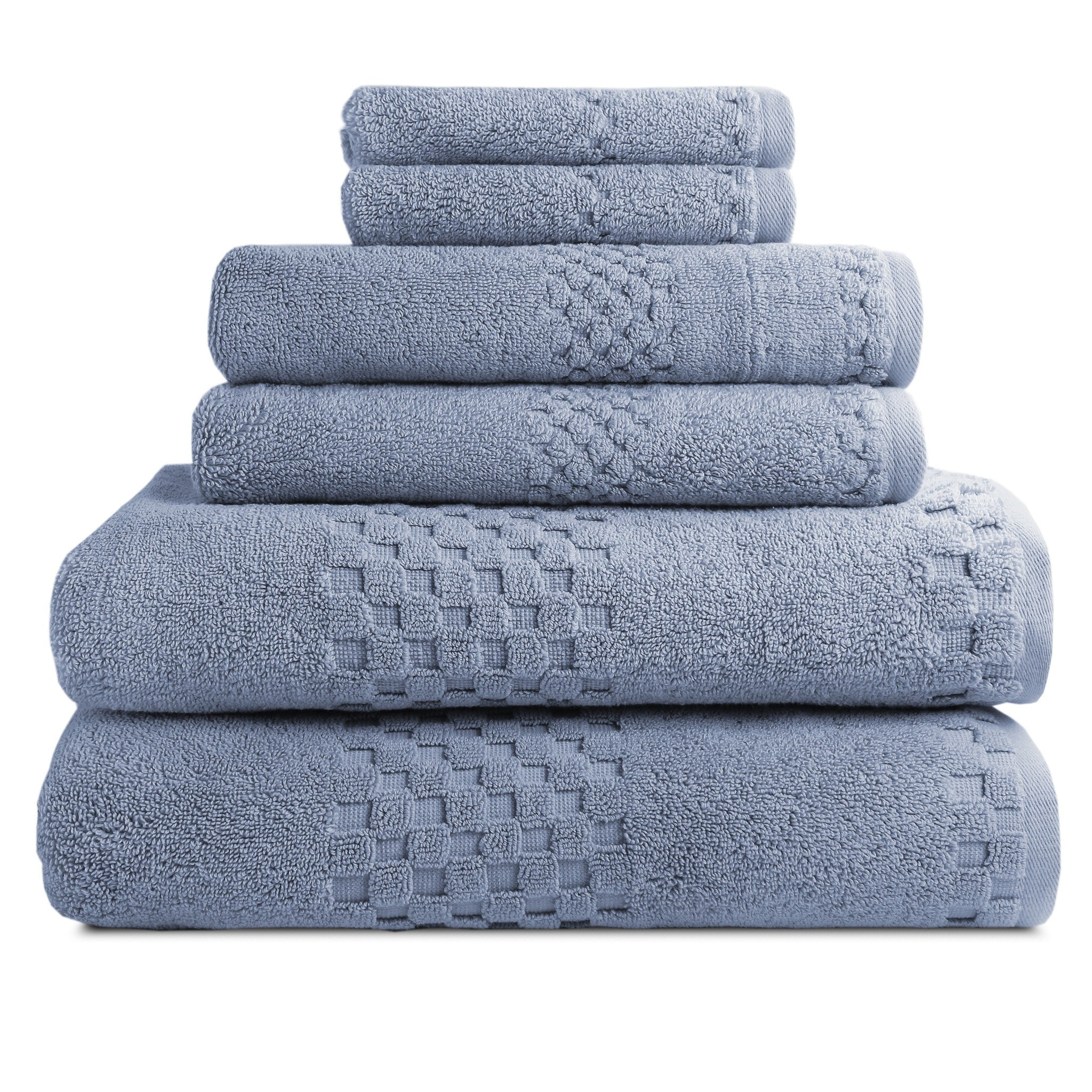 Home, Bathroom, Bath Towels - Beverly Hills Luxury Hotel Resort Bath Towels - Sets Of 6
