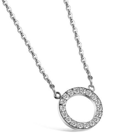 Necklace, Jewelry - Robert Matthew Silver Isabella Necklace