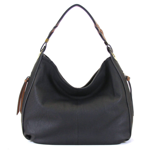 Robert Matthew Jocelyn Shoulder Bag - Black