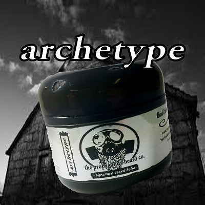 Archetype- Signature Beard Balm, 2oz.