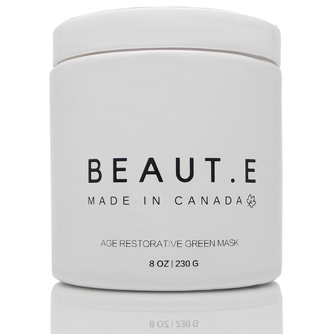 BEAUT.E - Age Restorative Green Mask II Onyx Creative