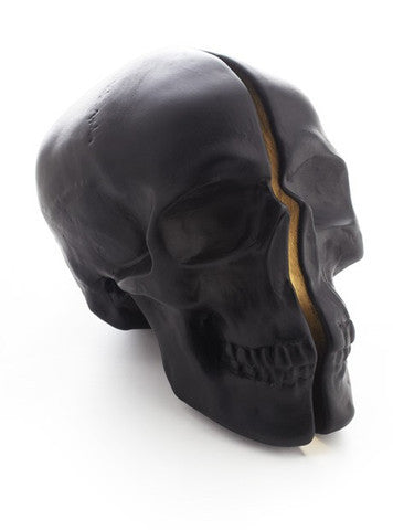 Vion Design - Yorick Skull Light II Onyx Creative