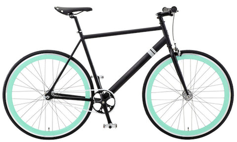 Solé Bicycles - The Foamside II Onyx Creative