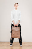 Kokosina - Camel Leather Backpack II Onyx Creative
