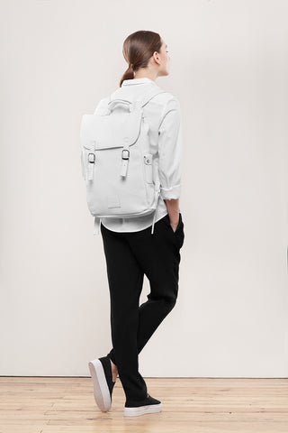 Kokosina - Unisex Leather Backpack II Onyx Creative