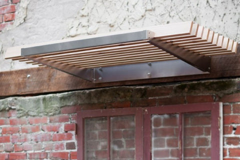 Shift_Design - SUNNYSIDE Solar Shade II Onyx Creative