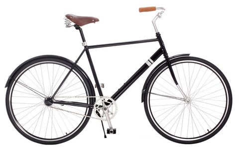 Solé Bicycles - Windward City Cruiser II Onyx Creative