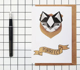 Roar Greeting Card - onyx-creative - 3