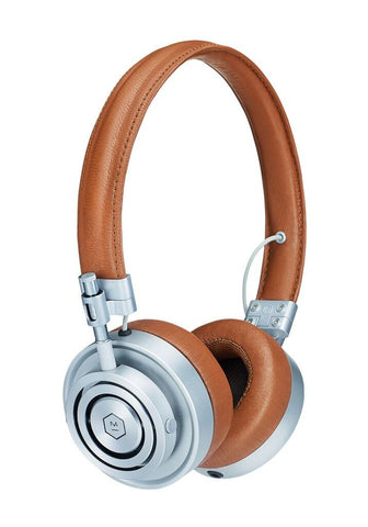 Master & Dynamic - MH30 Foldable Leather Headphones II Onyx Creative