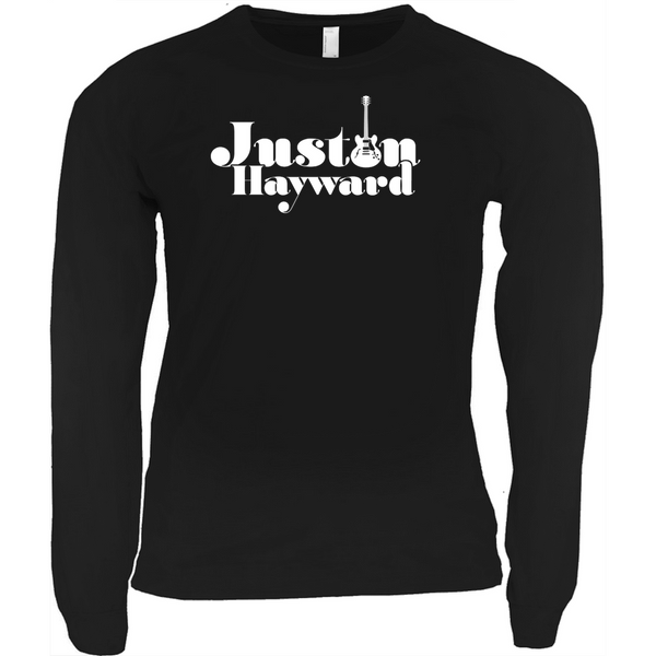 Justin Hayward Guitar Long Sleeve (men's)