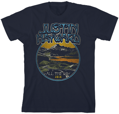 All The Way Tour Date Back Tee