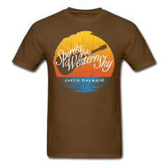 Spirits Of The Western Sky Sunset Men's T-shirt