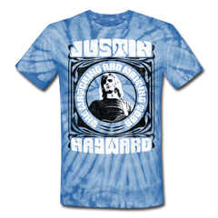 Justin Hayward Watching & Waiting Tour Tie Dye
