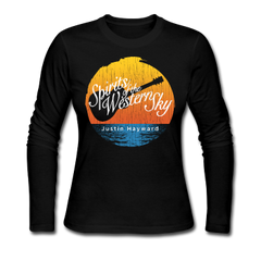 Spirits Of The Western Sky Sunset Women's Long Sleeve
