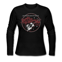 Justin Hayward Spirits Of The Western Sky Tour Women's Long Sleeve