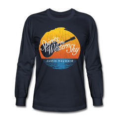 Spirits Of The Western Sky Sunset Men's Long Sleeve