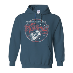 Justin Hayward Spirits Of The Western Sky Tour Hoodie