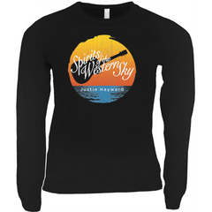 Spirits Of The Western Sky Sunset Long Sleeve