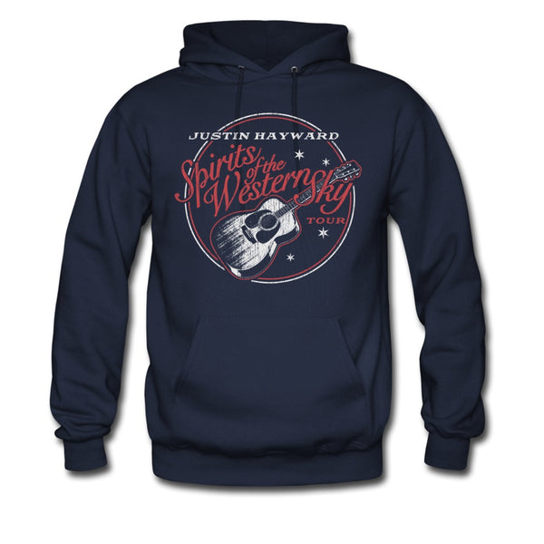 Justin Hayward Spirits Of The Western Sky Tour Pullover Hoodie