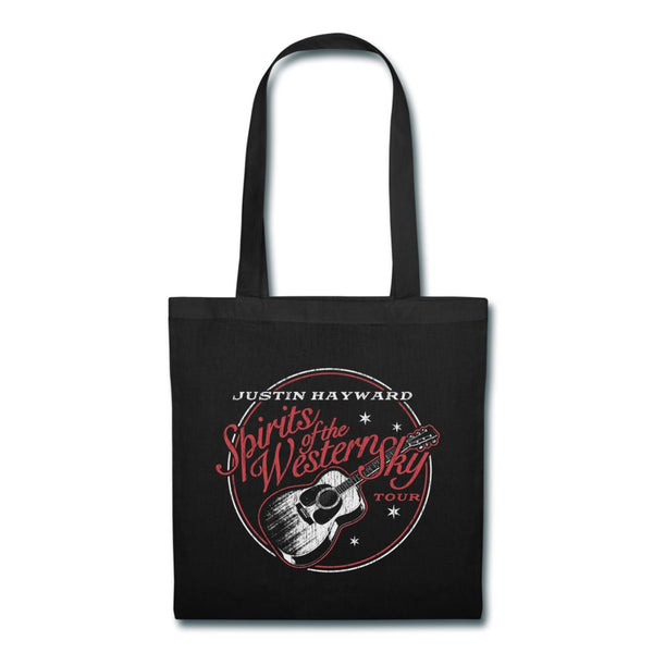 Justin Hayward Spirits Of The Western Sky Tour Tote Bag