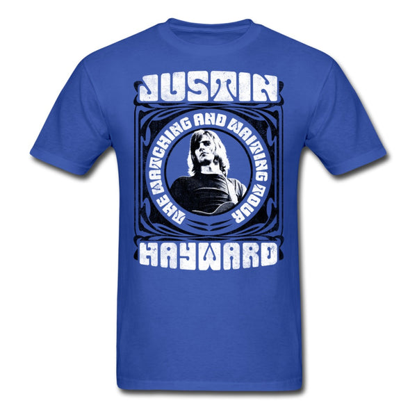Justin Hayward Watching & Waiting Tour T-shirt