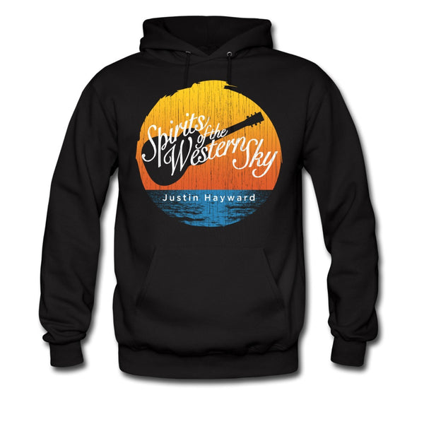 Spirits Of The Western Sky Sunset Pullover Hoodie