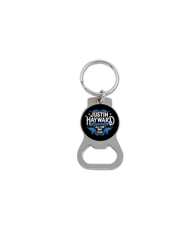 All The Way 2018 Bottle Opener Keychain