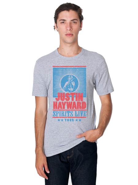 Spirits Live Tour Grey Tee