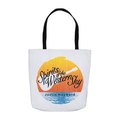 Spirit of the Western Sky Tote Bag (3 size options)