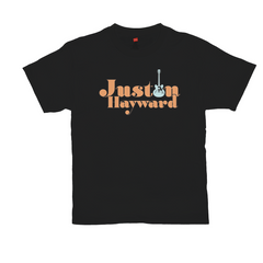 Justin Hayward Guitar Tee (men's)