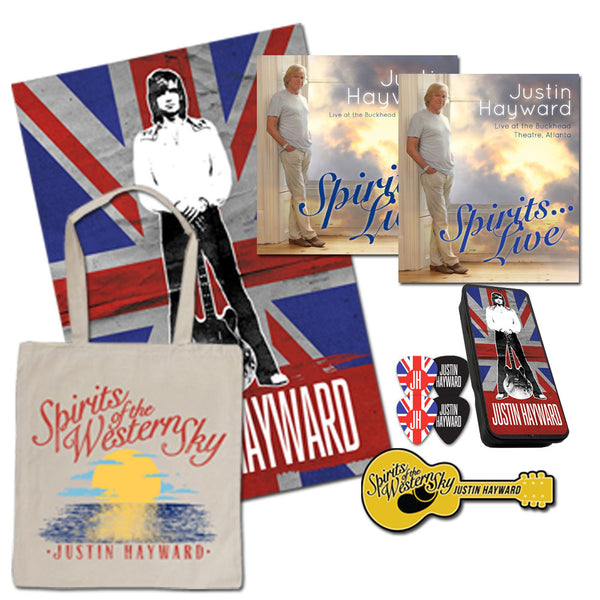 Spirits Live Super Deluxe Bundle