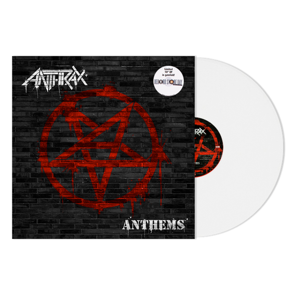 ANTHEMS - WHITE VINYL