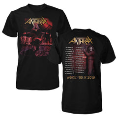 Blood Eagle Wings 2018 Tour Tee