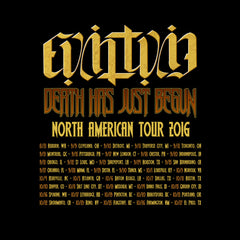 Evil Twin World Tour Tee