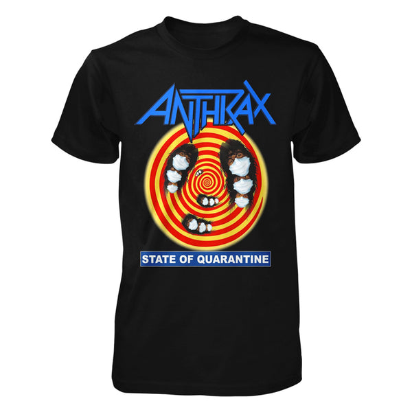 State of Quarantine Tee