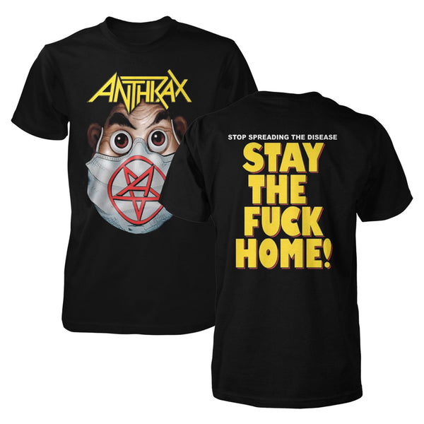 Stay the Fuck Home Tee
