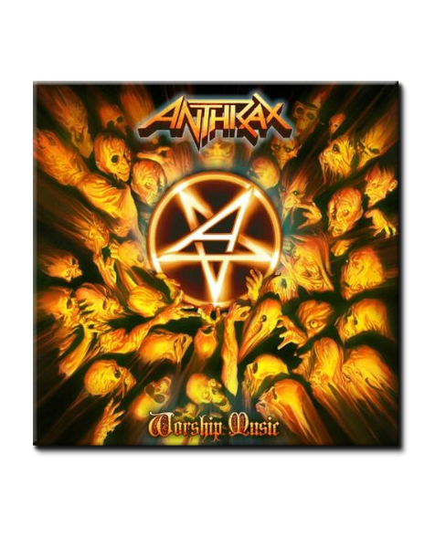 ANTHRAX WORSHIP CD