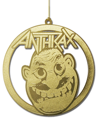 ANTHRAX CHRISTMAS ORNAMENT
