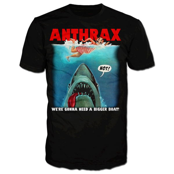 ANTHRAX - JAWS TEE-XX-Large