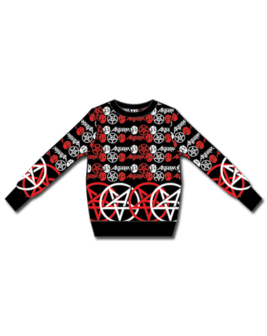 NOTMAN PENTATHRAX SWEATER - X-Large