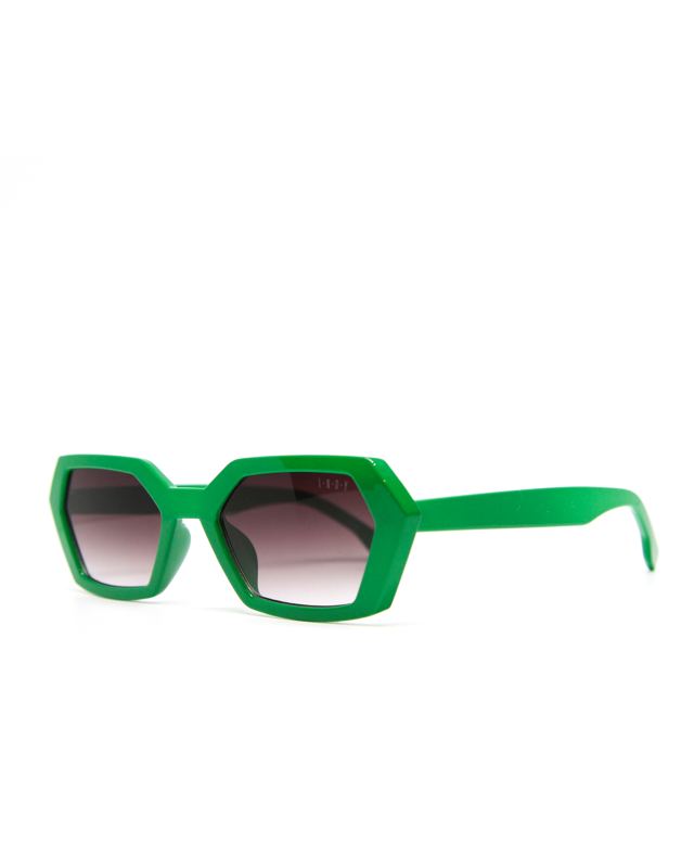 Green Hex Sunglasses