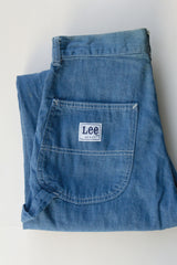 1970s Deadstock Lee Light Denim Painters