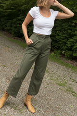 1970s Army OG-507 Field Trousers