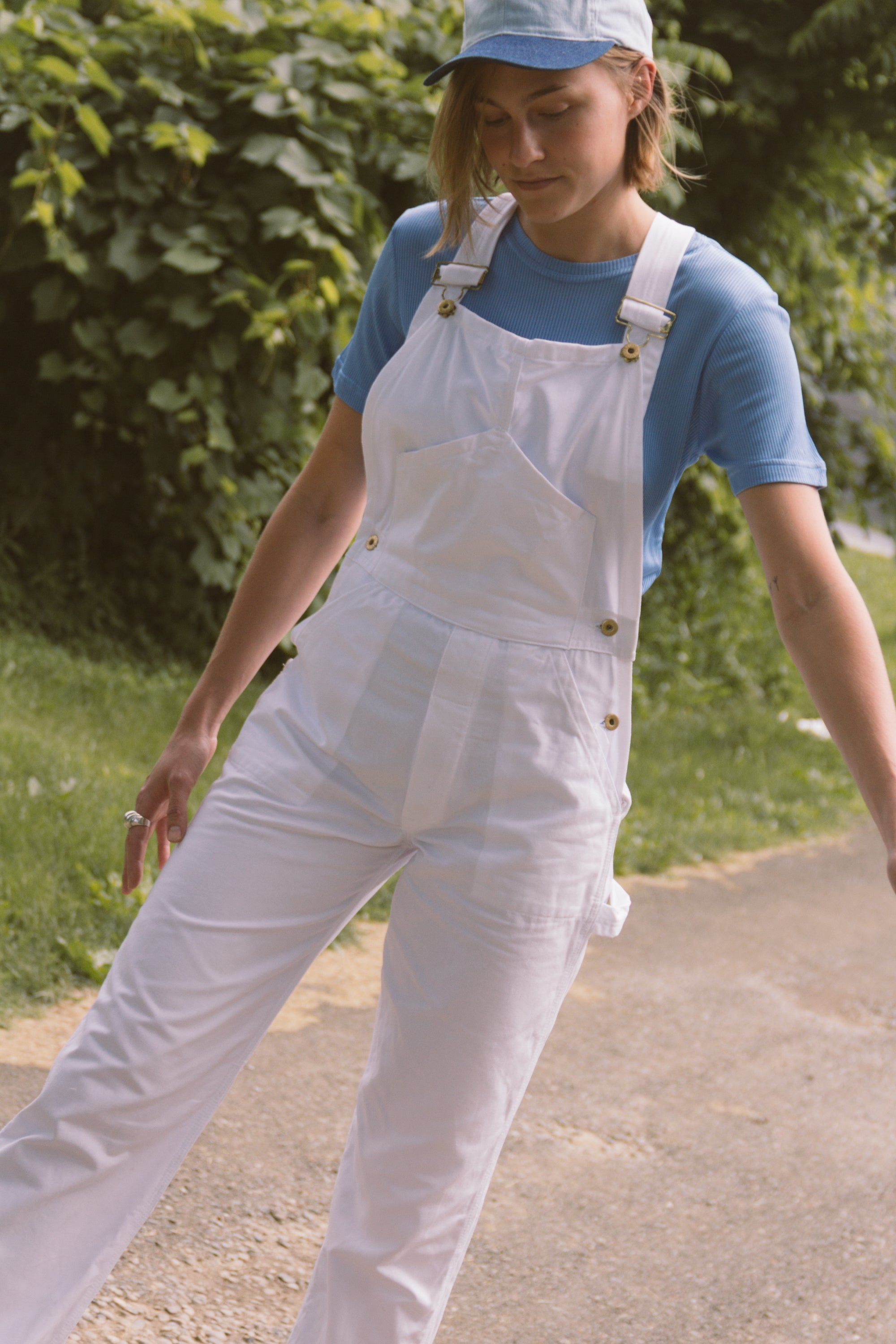 1970s Deadstock StoneCutter Painter Overalls